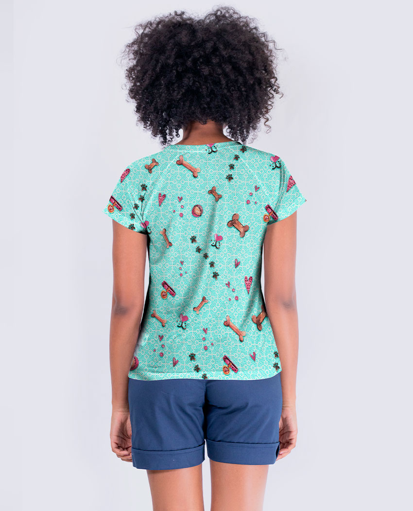 Blusa Life is Better