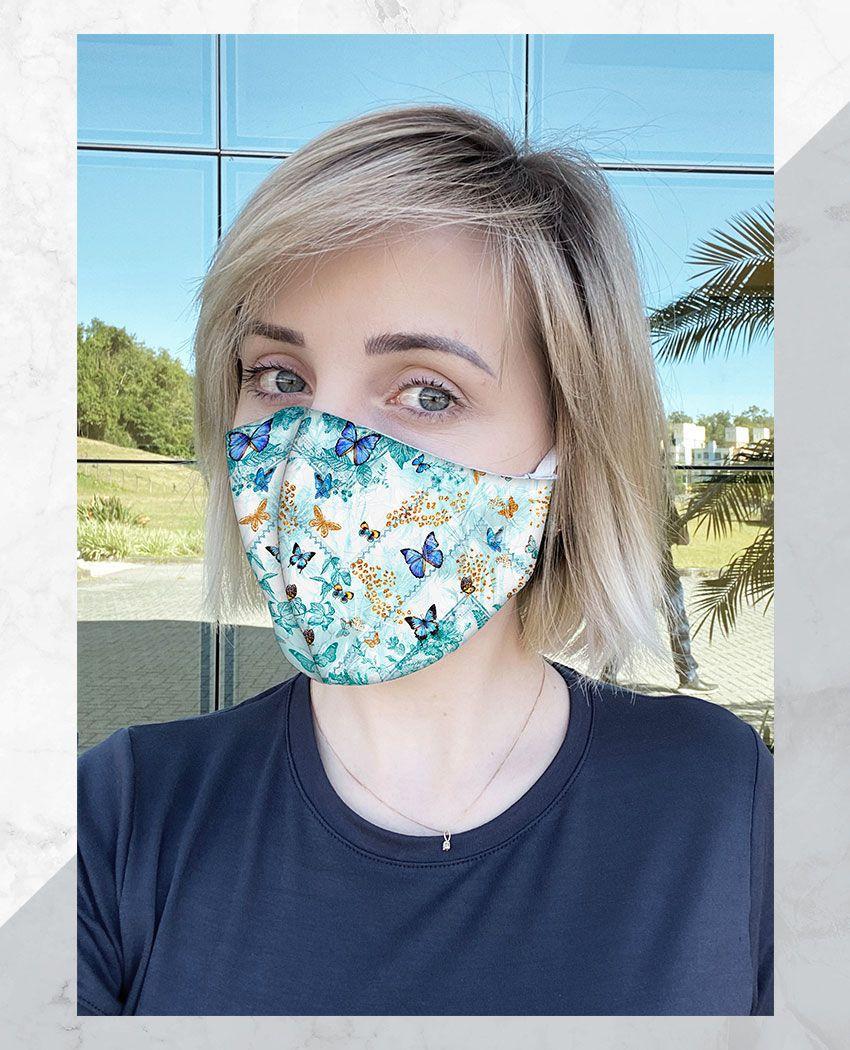 Blusa + Máscara Morphos