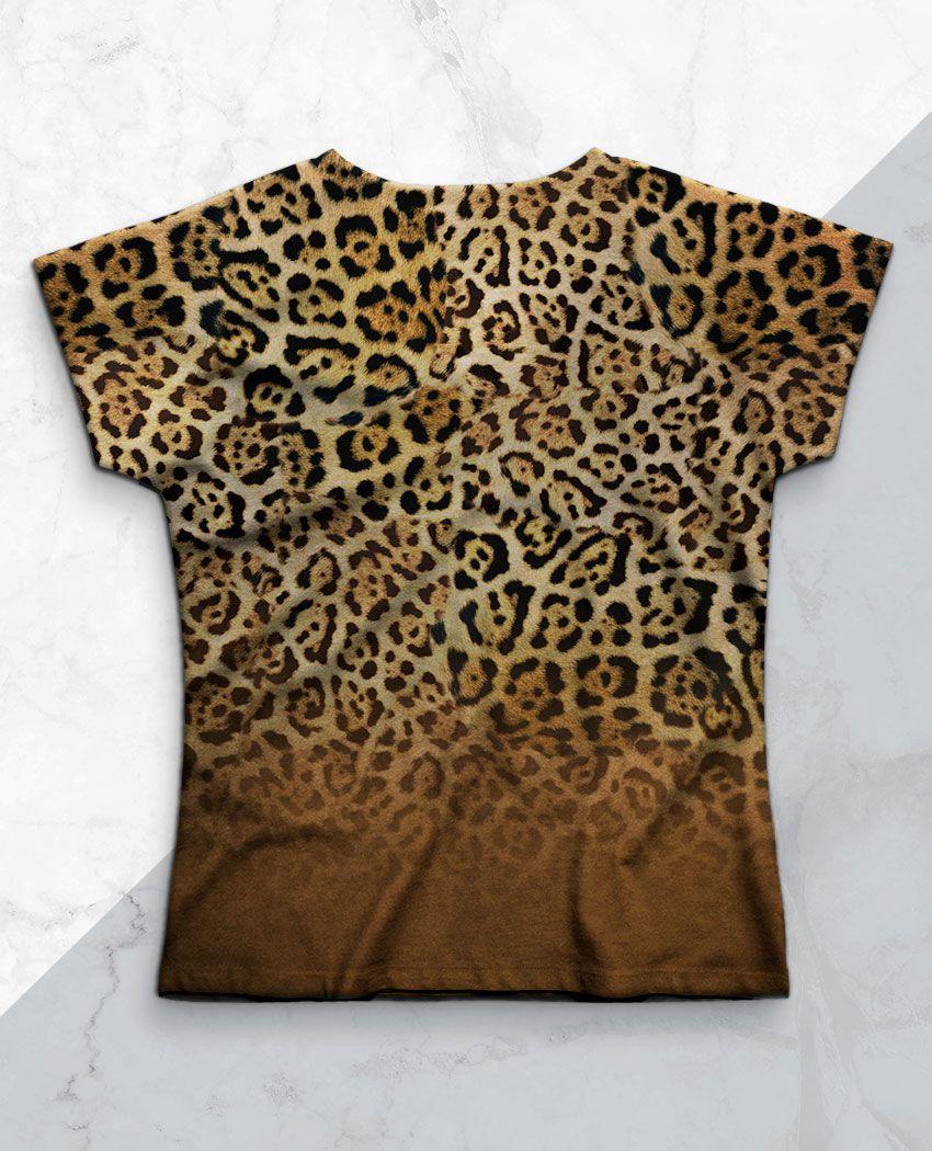 Blusa Onça Pattern