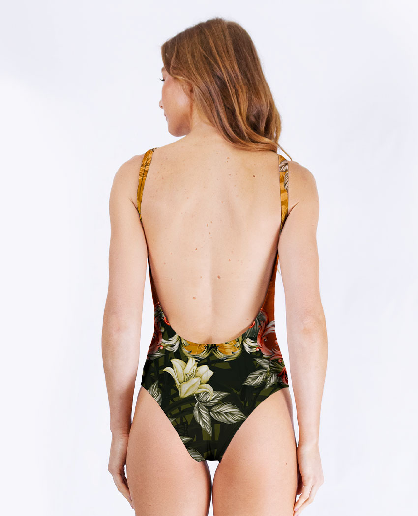 Bodysuit Araras Majestosas