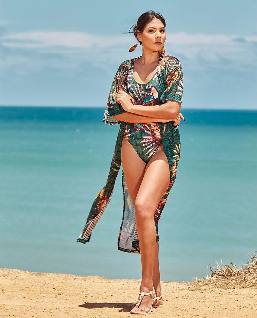 Bodysuit Regata Tucanos Coloridos