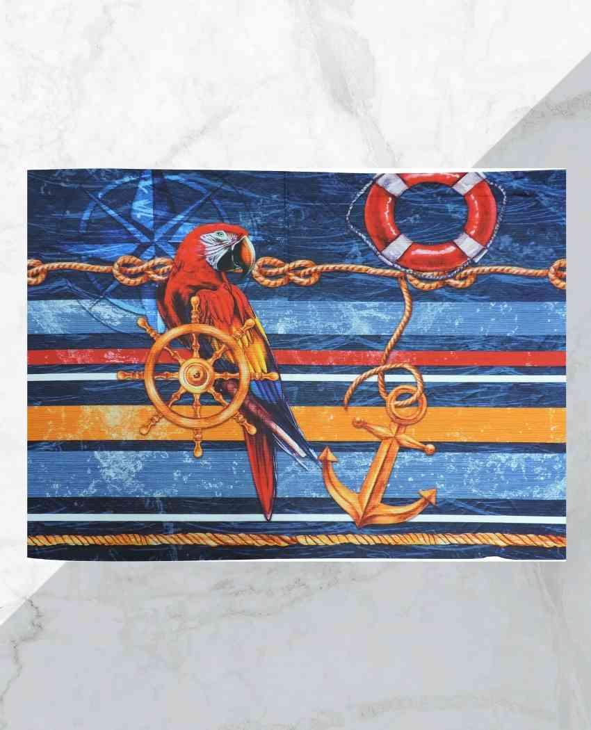Canga Tradicional Arara Nautica