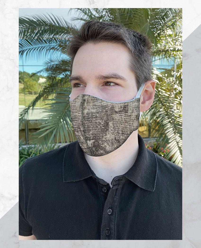 Máscara Anatômica Papper
