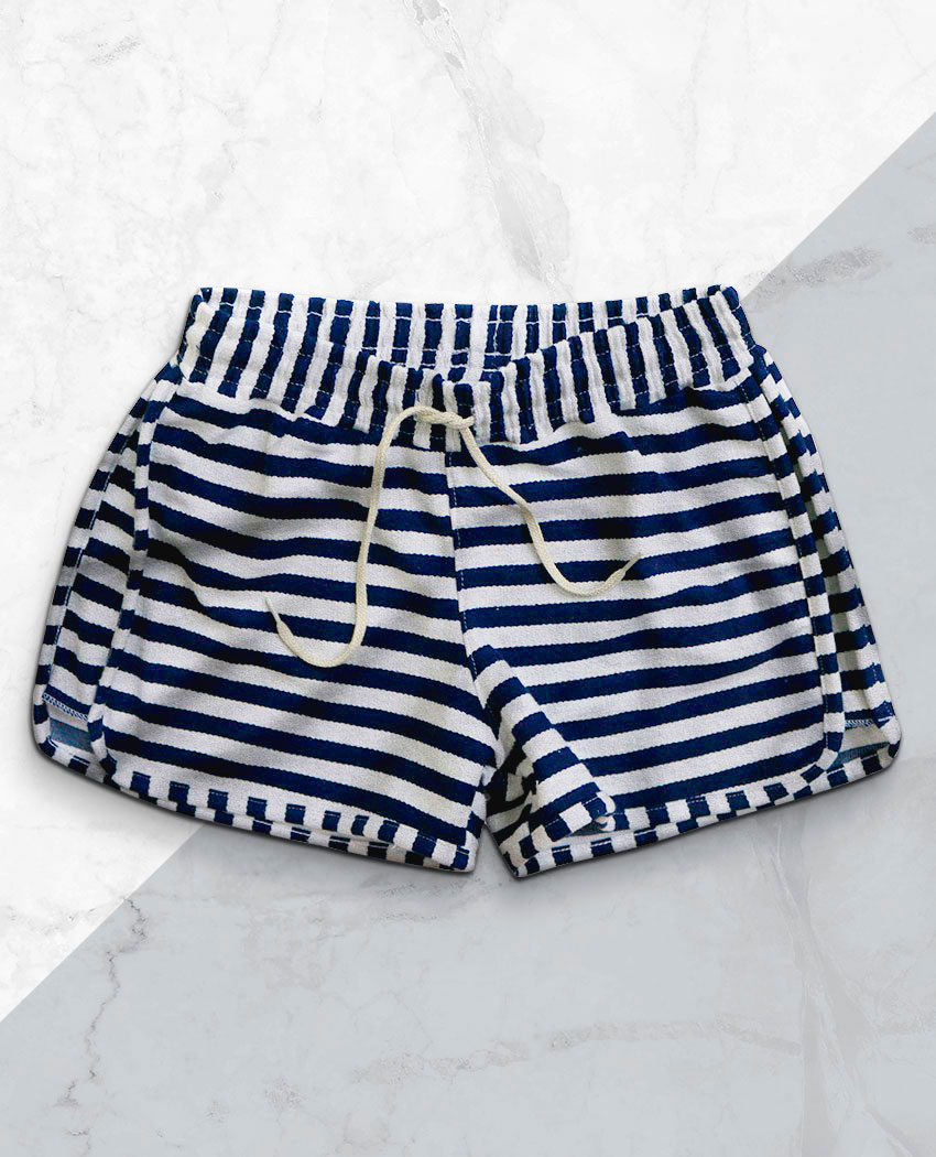 Short Feminino EcoTêxtil Navy