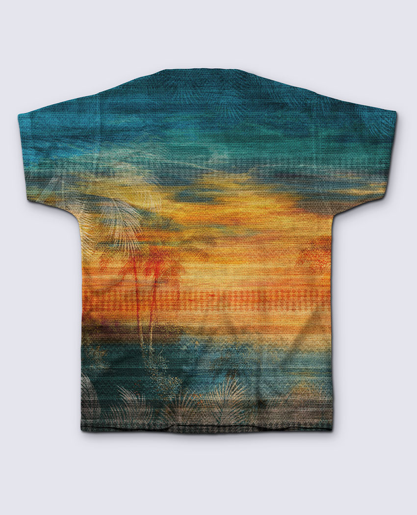 T-Shirt Araras Tribal