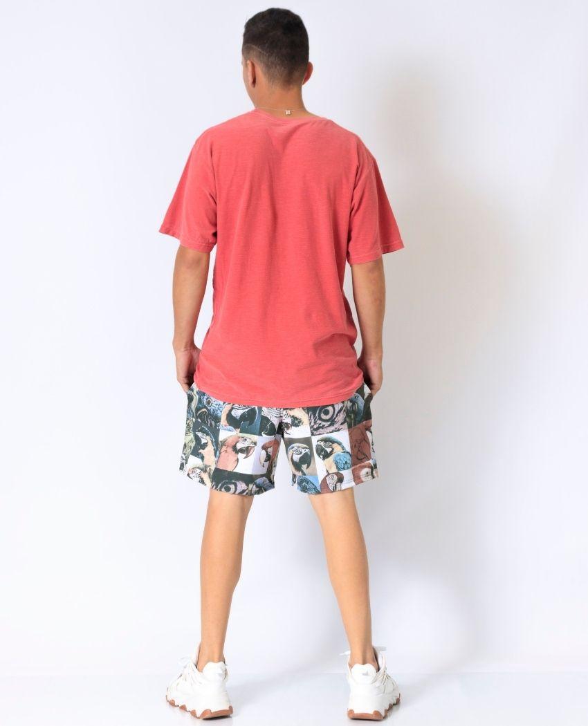 T-shirt Estonada Bando de Araras