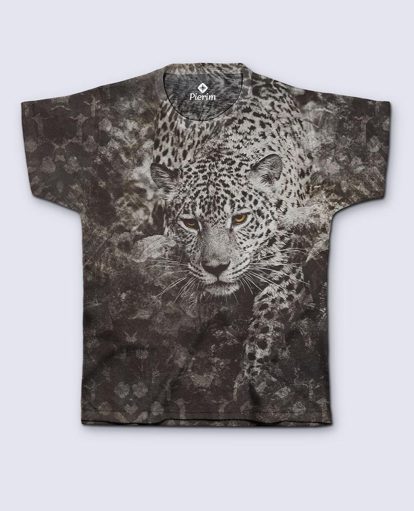 T-Shirt  Onça Noite