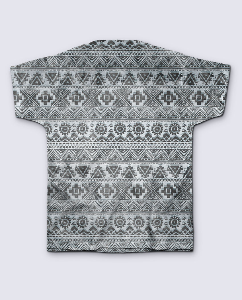 T-Shirt Tribal P&B