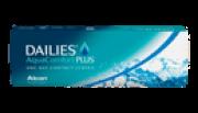 Dailies AquaComfort Plus - Caixa com 30 lentes