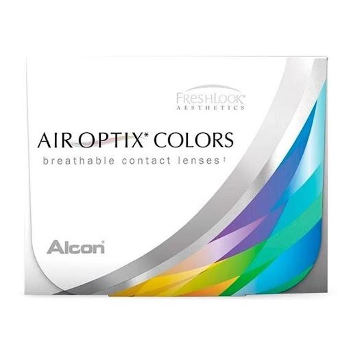 Air Optix Colors - COM GRAU