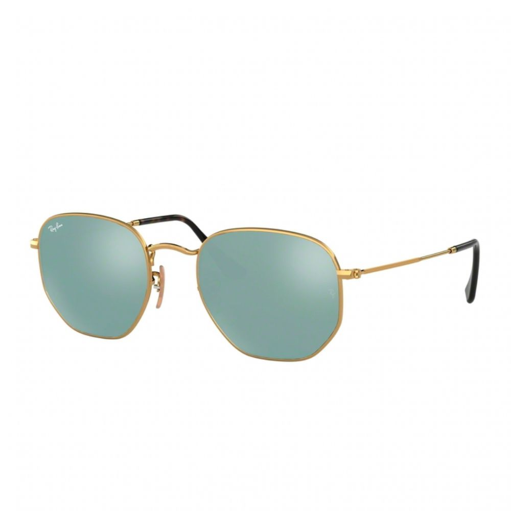 RAY BAN RB3548N 001/30 HEXAGONAL