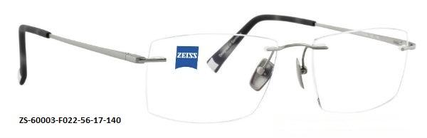ZEISS EYEWEAR ZS60003 F022