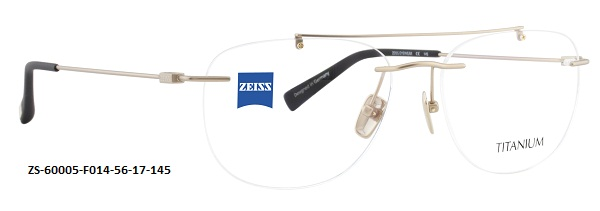 ZEISS EYEWEAR ZS60005 F014