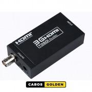 Conversor de HDMI x SDI