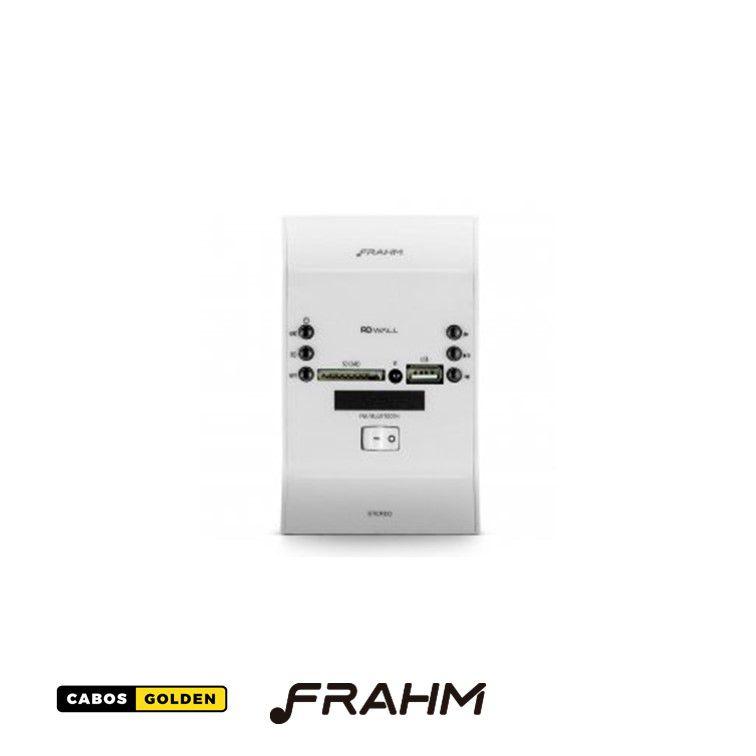 Amplificador de parede Frahm - (RD) Wall Bluetooth 60W