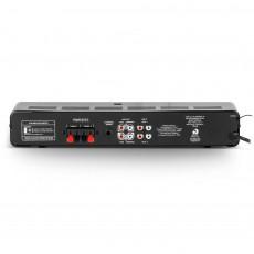 Amplificador - Receiver para Som Ambiente Frahm SLIM 2500 APP Bluetooth