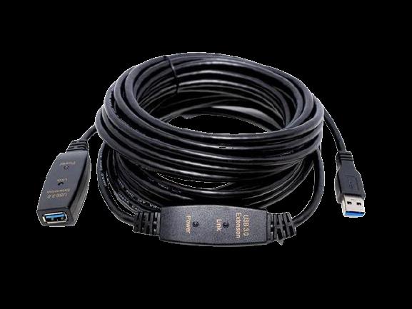 CABO EXTENSÃO USB 3.0