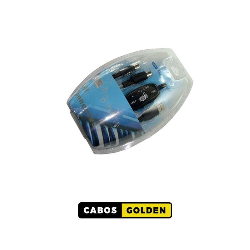 CABO MIDI INTERFACE MIDI x USB