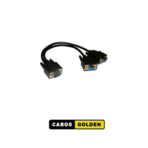 CABO Y VGA 15 PINOS (1M X 2F)