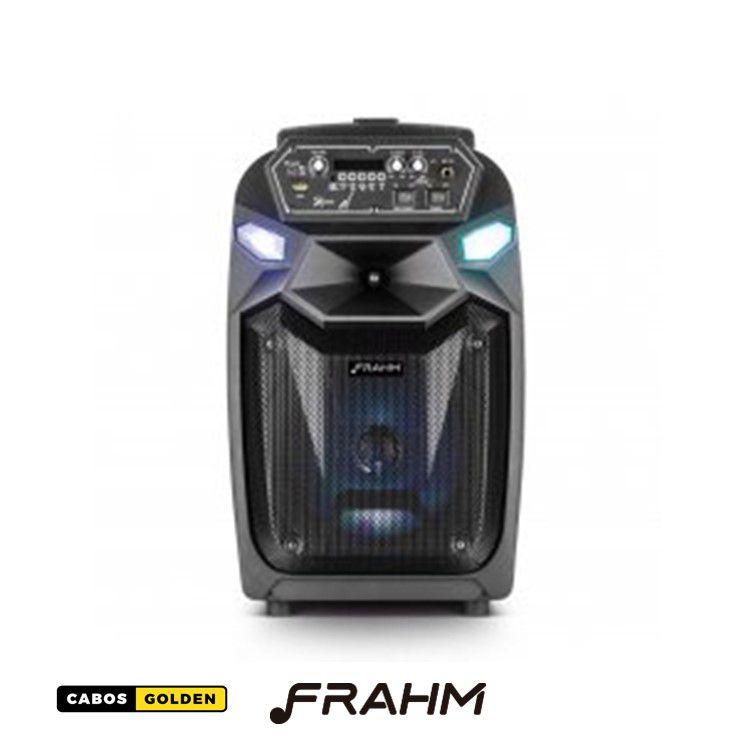 Caixa de Som Amplificada Multiuso Frahm (CM) - (Wireless) - 3 modelos