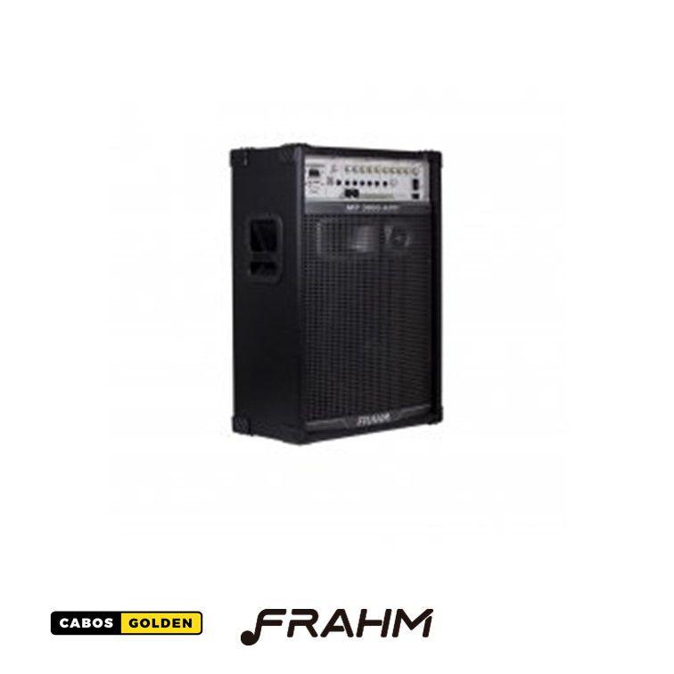 Caixa de Som Amplificada Multiuso Frahm - (MP) 2 modelos