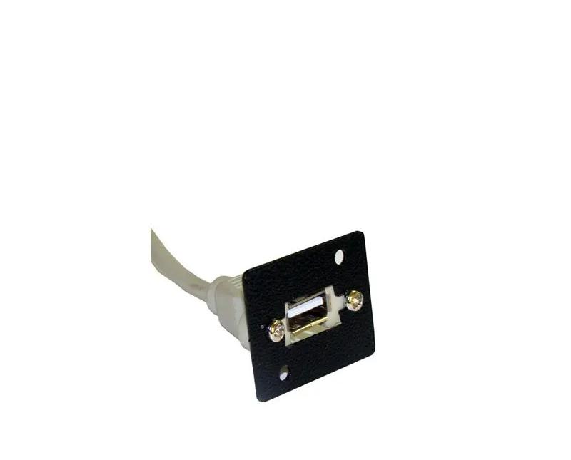 CHAPAS COM CONECTORES CHAPA FLANGE USB