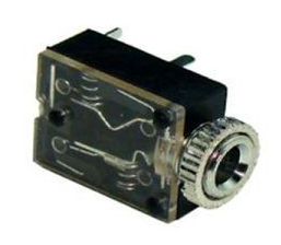 CONECTOR P2 JACK PAINEL ST