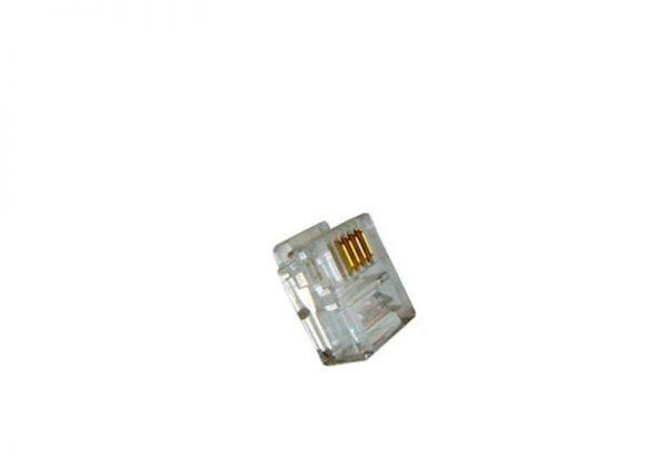 CONECTOR RJ11 4X4