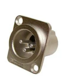 CONECTOR XLR (CANON) NIQ. M.PAINEL Amphenol / Swiftcrafit