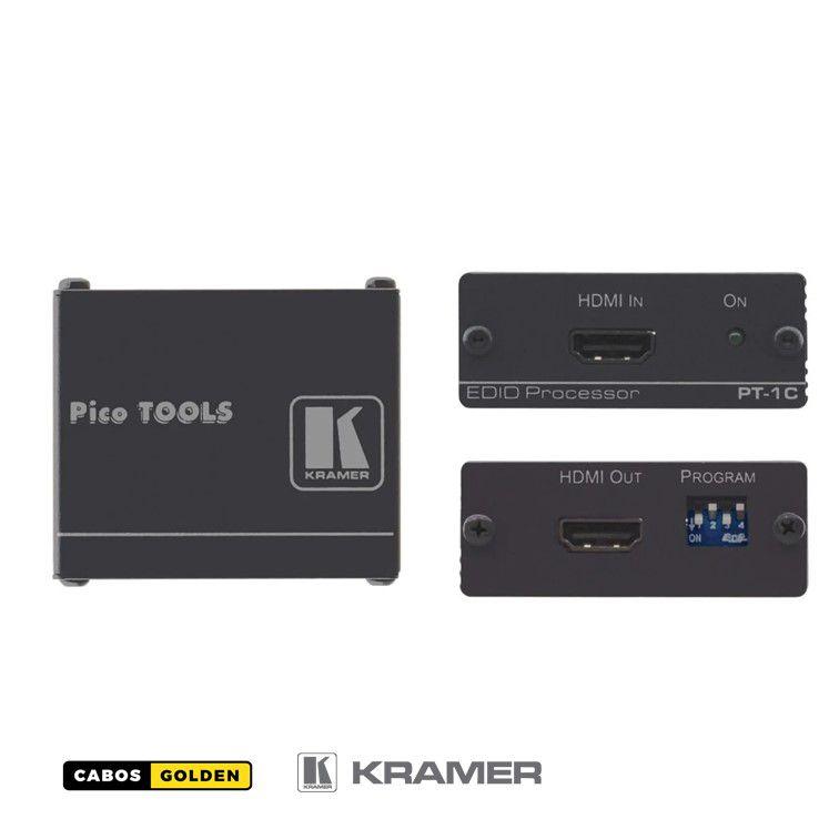 Emulador EDID 4K HDR HDMI