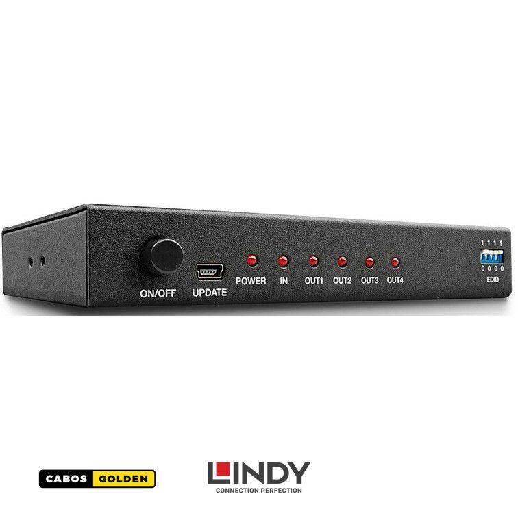 Splitter de 4 portas HDMI 10.2G