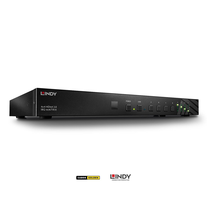 SPLITTER HDMI 4 PORT 2.0 4K 18G