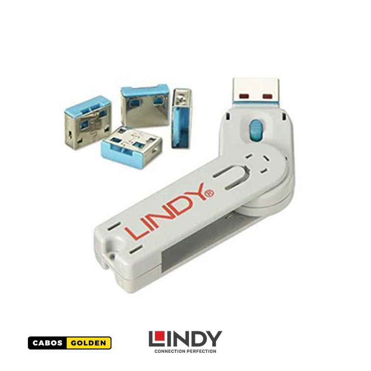 USB Port Blocker  Pack of 4