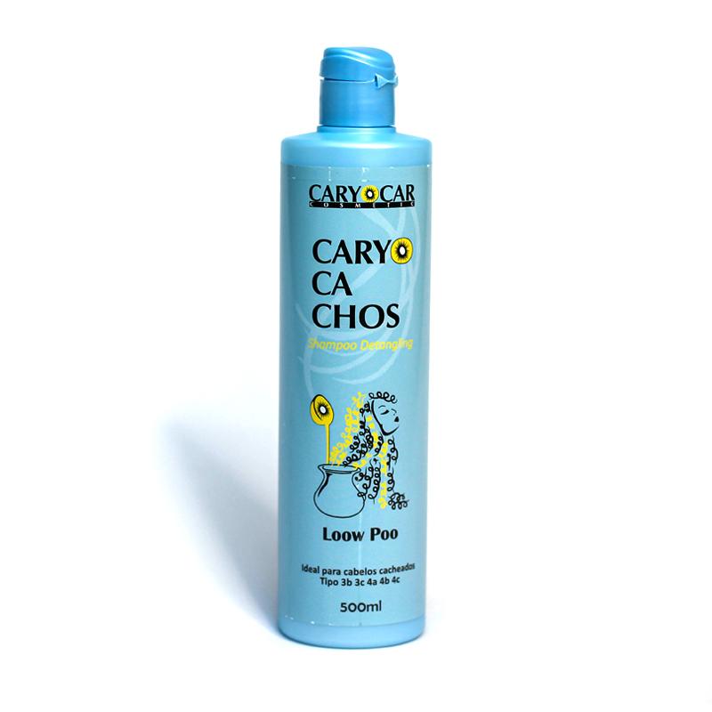 Shampoo Detangling Loow Poo Caryocachos 500ml