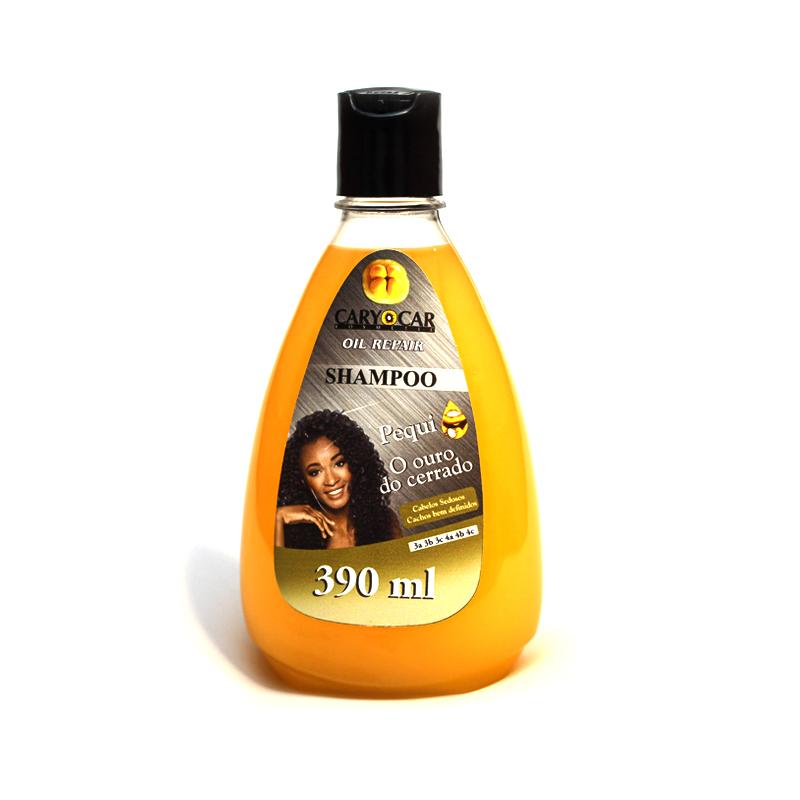 Shampoo Oil Repair Pequi 390 ml - CARYOCAR