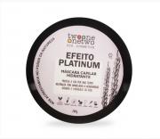 Mascara Capilar Hidratante Efeito Platinum 200g - TWOO