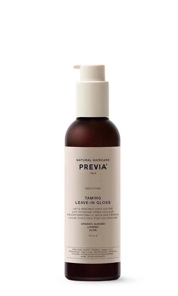 PREVIA TAMING LEAVE IN GLOSS 200ML