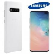 Capa de Couro Original Samsung Galaxy S10 Plus 6.4 pol SM-G975