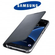 "Capa Oficial Samsung Led View Galaxy S7 5.1"" SM-G930"
