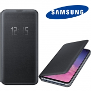Capa Original Samsung Led View Cover Galaxy S10e 5.8 pol SM-G970