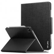 Capa Premium Classic Séries iPad Pro 11 2021 3ªg A2301 A2377 A2459 c/ Função Wake Sleep e Suporte Apple Pencil