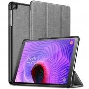 Capa Premium Fino Acabamento Slim Trifold Galaxy Tab A 10.1 pol 2019 SM-T510 SM-T515