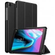 Capa Premium Slim Trifold Galaxy Tab A 8.0 pol 2019 SM-P200 SM-P205