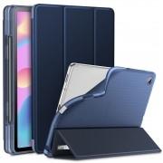 Capa Transparente Séries com Fino Acabamento Galaxy Tab S6 Lite 10.4 2019 SM-P610 e SM-P615