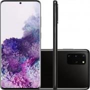 """Celular Smartphone Samsung Galaxy S20+ Plus 128gb, Tela Infinita de 6,7"""" Câmera 8K"""