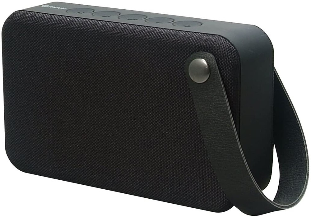 Caixa de Som Bluetooth Muvit SD2 Speaker Usb Cosmic Black