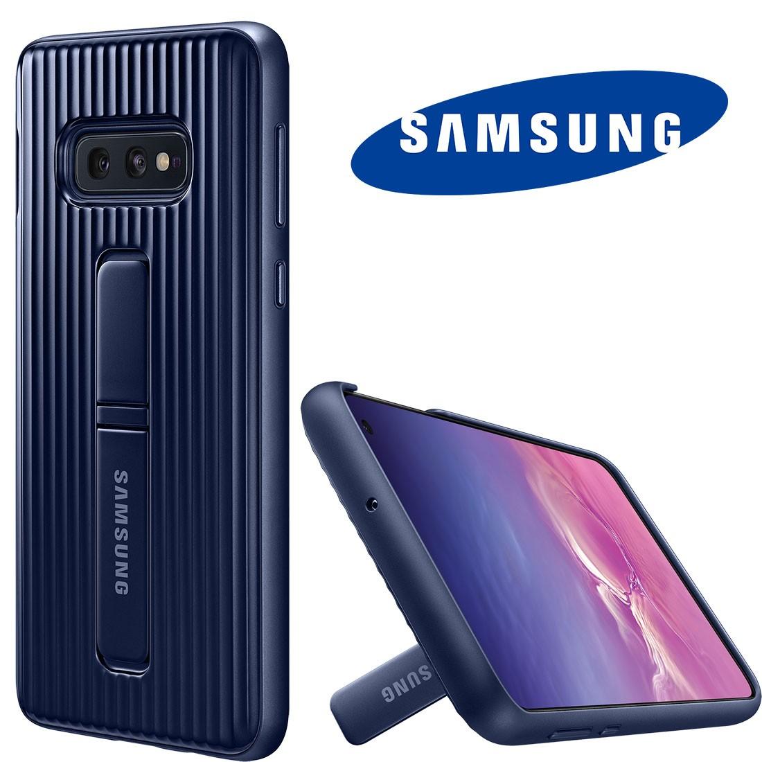 Capa Militar Original Samsung Protective Standing Galaxy S10e SM-G970 5.8 pol
