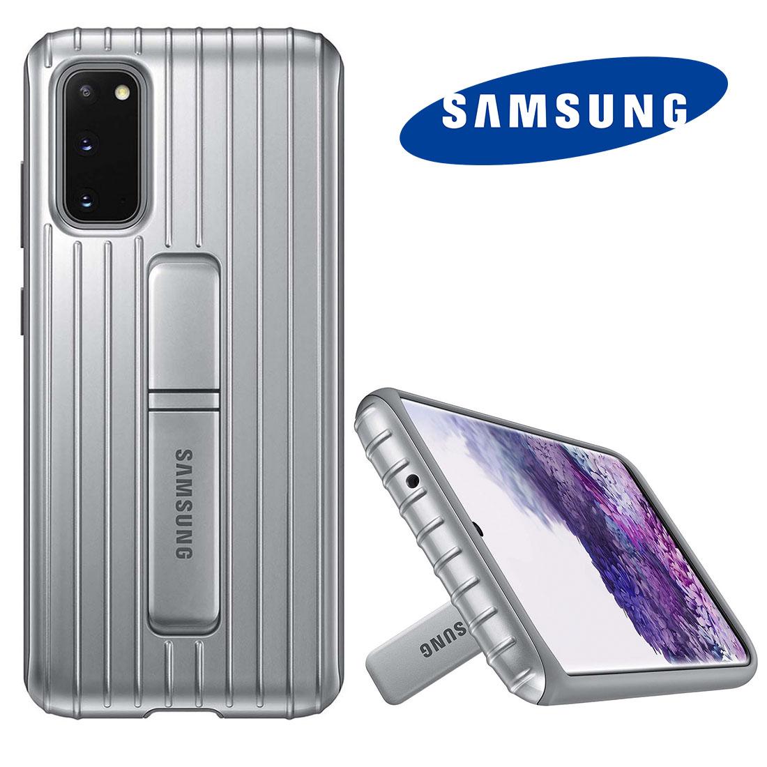 Capa Militar Original Samsung Protective Standing Galaxy S20 6.2 pol SM-G980