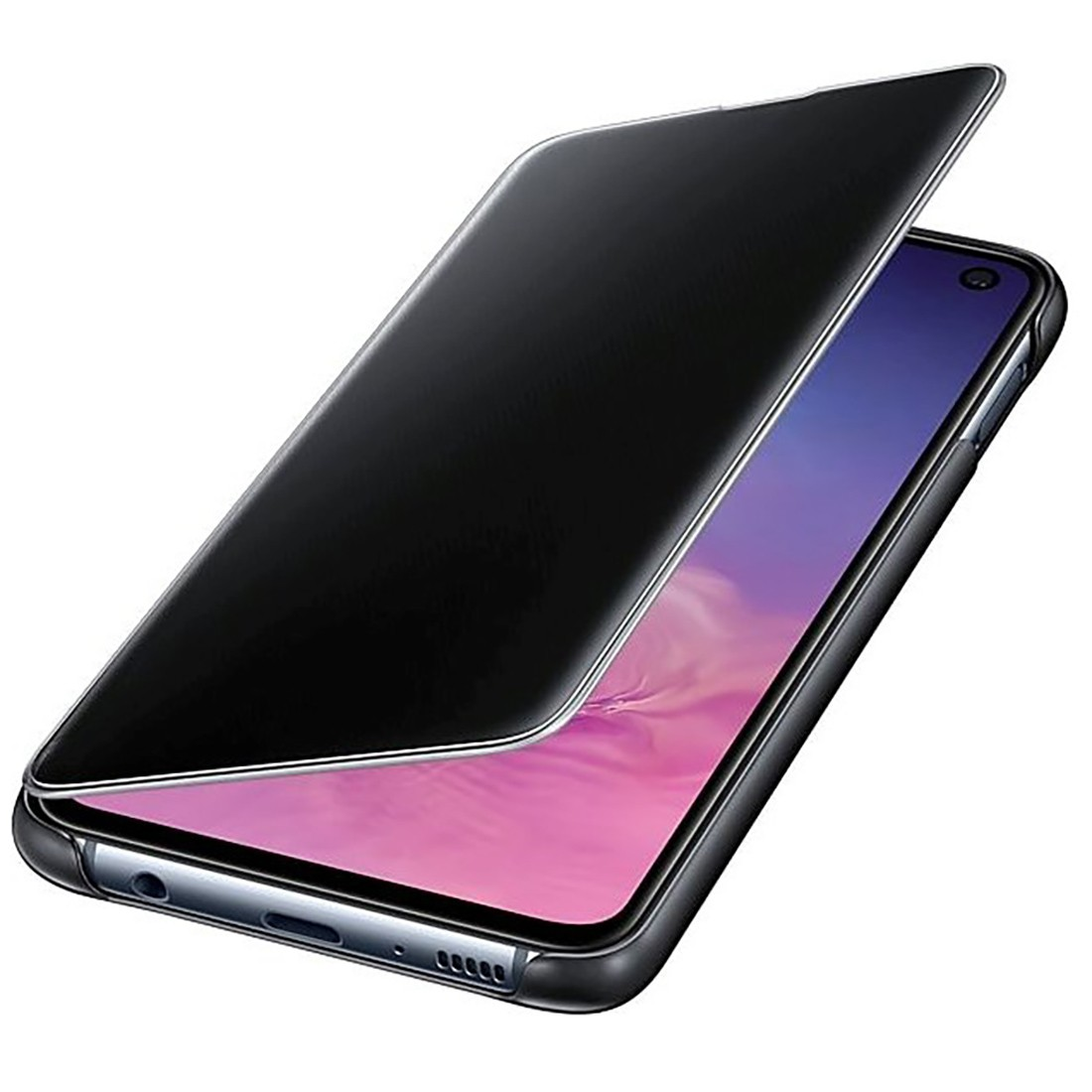 Capa Original Samsung Clear View Cover Galaxy S10 6.1 pol SM-G973