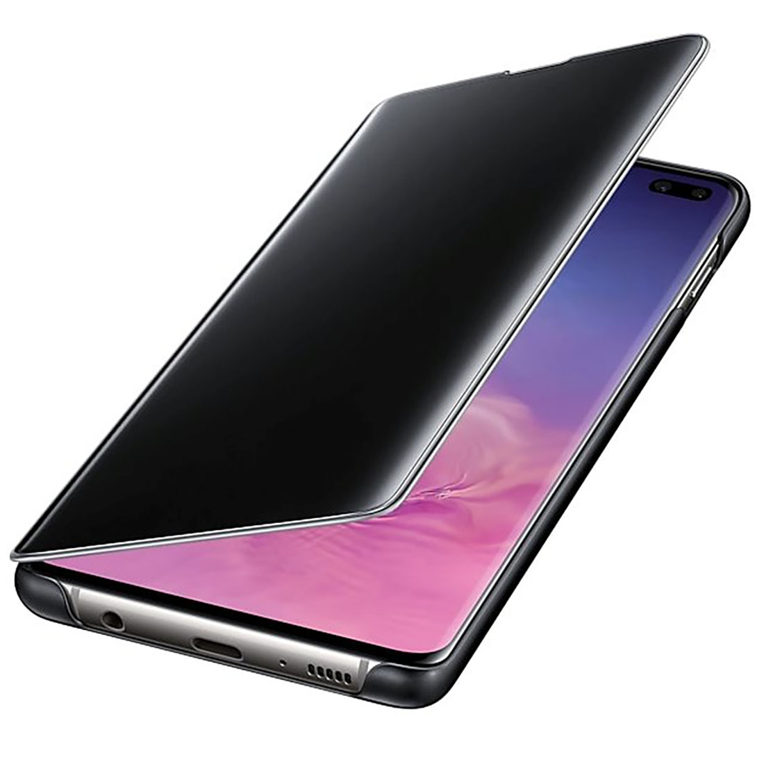 Capa Original Samsung Clear View Cover Galaxy S10 Plus G975